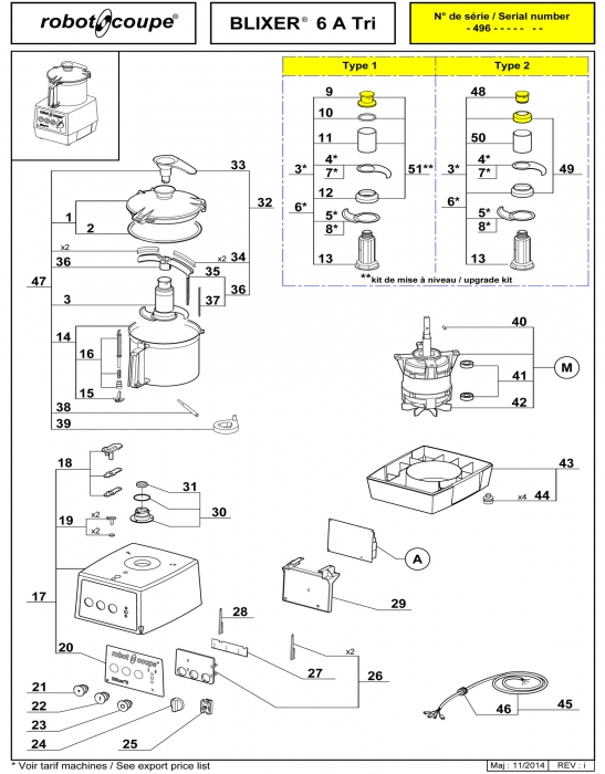 Parts Food Processor Wiring Diagram And Fuse Box